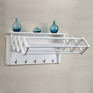 Accordion Drying Rack|https://ak1.ostkcdn.com/images/products/9144828/Accordion-Drying-Rack-P16325577.jpg?impolicy=medium