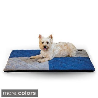 K&H Pet Products Quilted Memory Dream Pad