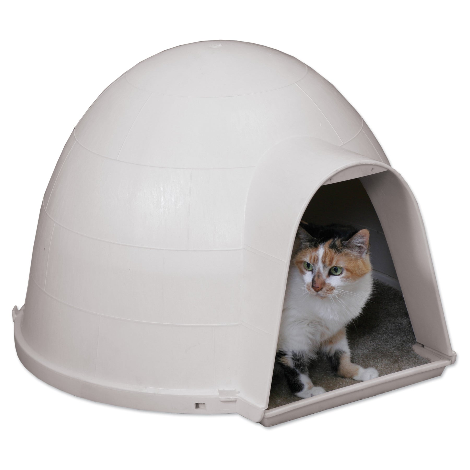 Doskocil Petmate Kitty Kat Condo Outdoor Cat House (Kitty...