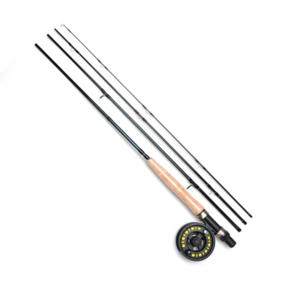 """SuperFly 8'6"""" Performance 4/5 WT Fly Combo"""