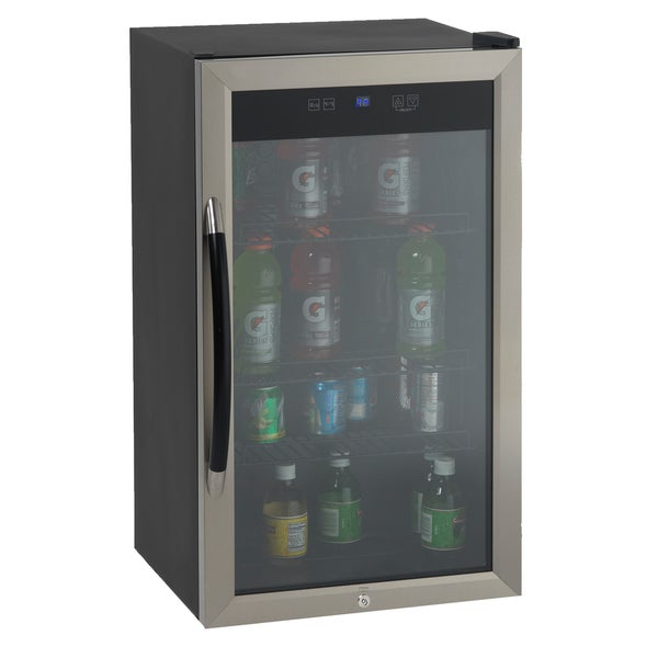 Avanti BCA306SS IS 3.0 Cubic Foot Beverage Cooler
