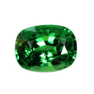Oval-cut 5.88x7.71mm 1 3/4ct TGW Tsavorite
