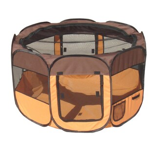 Pet Life Collapsible Travel Pet Play Pen (More options available)