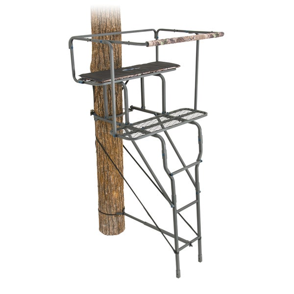 Ameristep 2 Man Ladder Stand Free Shipping Today