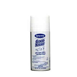 Good Night 3-ounce Ready-to-Use Dust Mite and Bed Bug Spray (24-pack) https://ak1.ostkcdn.com/images/products/9145399/P16326054.jpg?impolicy=medium