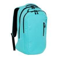 Everest Deluxe Laptop Backpack 4045LTDLX Aqua Blue