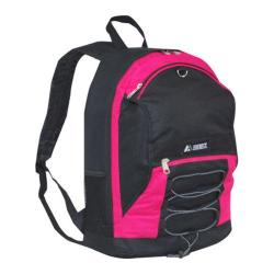 Everest Two Tone Backpack 3045SH Hot Pink/Black