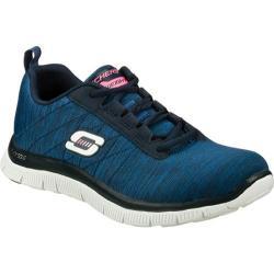 Women's Skechers Flex Appeal Next Generation Navy | Shopping The Best Deals on Sneakers