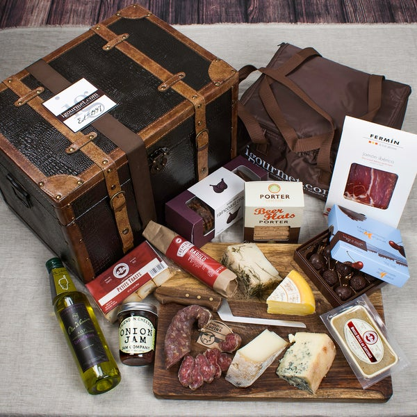 igourmet For The Extreme Foodie Gift Trunk