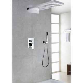 Sumerain Waterfall Shower System, Model S2098CS