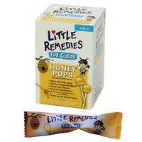 Little Remedies Honey Pops in Natural Honey (10 Count)