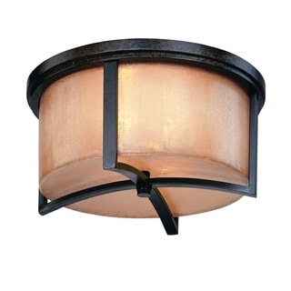 Troy Lighting Austin 2-light Flush Mount