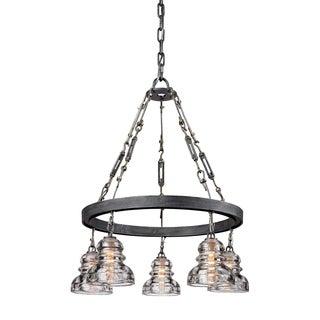 Troy Lighting Menlo Park 5-light Pendant