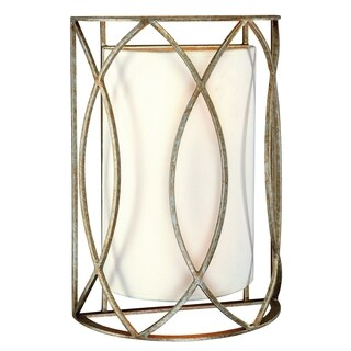 Troy Lighting Sausalito 2-light Wall Sconce