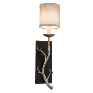 Troy Lighting Adirondack 1-light Wall Sconce