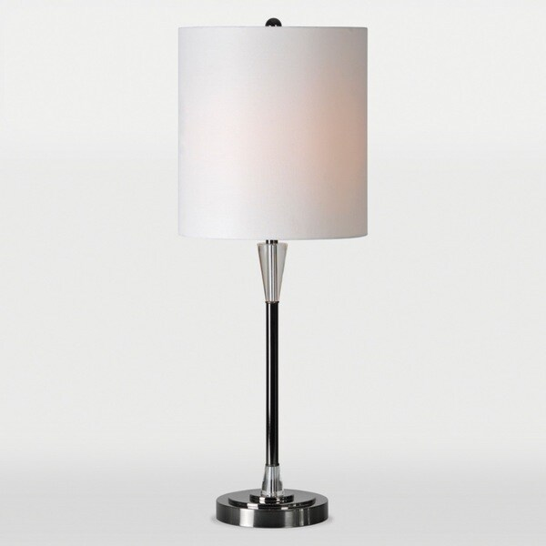 Ren Wil Arkitekt 1-light Brushed Nickel Table Lamp