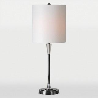 Ren Wil Arkitekt 1-light Brushed Nickel Table Lamp