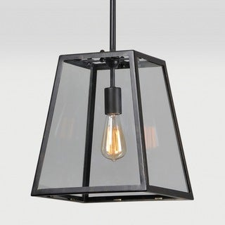 Ren Wil Bohr 1-light Black Pendant