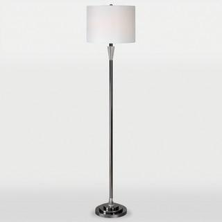 Ren Wil Arkitekt 1-light Brushed Nickel Floor Lamp