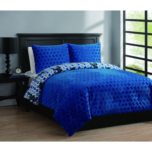 Forever Young Juvy Freestyle Reversible 3-piece Comforter Set