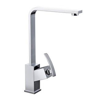 Sumerain Single Handle Chrome Kitchen Sink Faucet