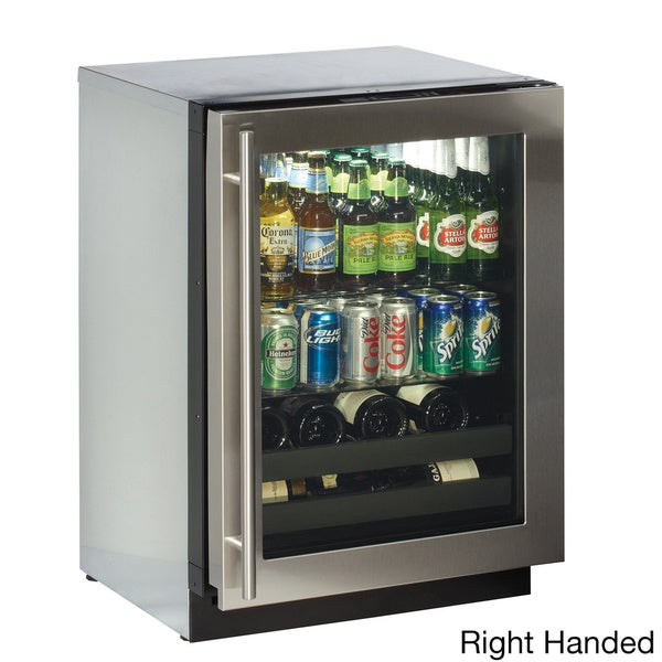 Line 24-inch Beverage Center Refrigerator - Free Shipping Today ...