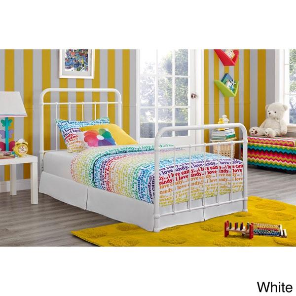 DHP Brooklyn Iron Twin Size Bed
