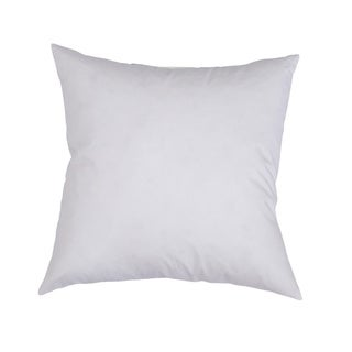Danmitex 28x28 Euro-Down Feather Pillow Insert-Cotton Fabric