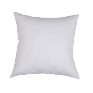 Downlite Feather and Down Decorator Euro Square Throw Pillow Insert