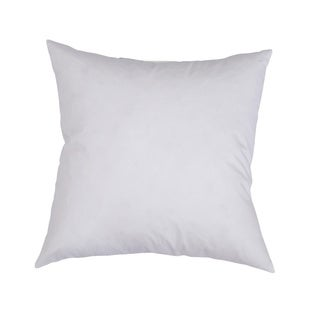Downlite Feather / Down Decorator Square Throw Pillow Insert (4 options available)