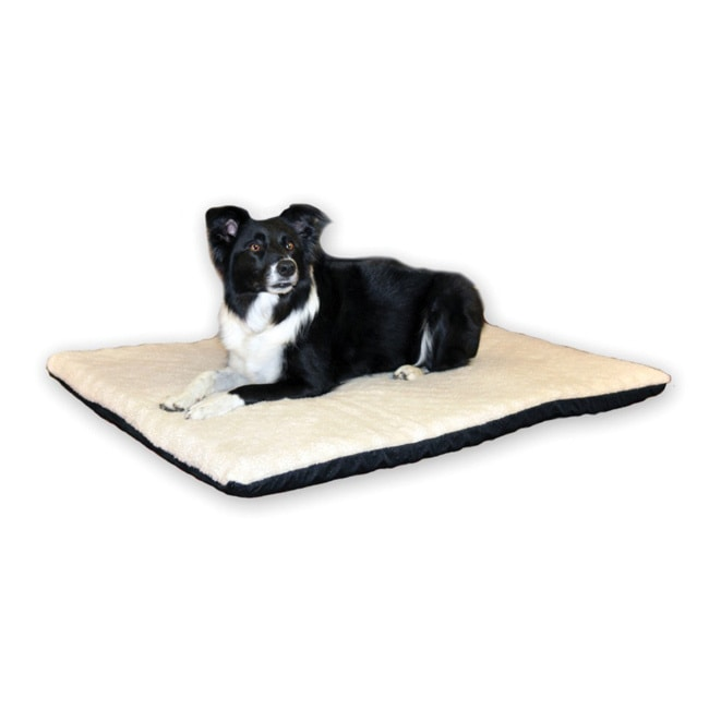 K&H Pet Products Ortho Thermo Bed (White - Medium)