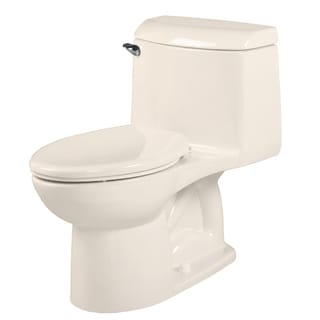 American Standard Champion 4 1-piece 1.6 GPF Right Height Linen Elongated Toilet