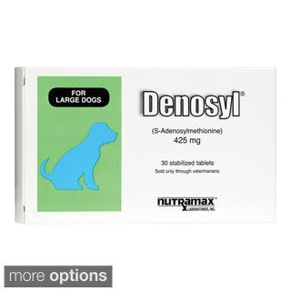Nutramax Denosyl Pet Liver and Brain Support Tablets