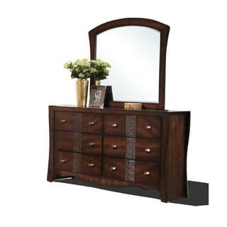 Picket House Furnishings Jansen Dresser U0026 Mirror Set
