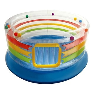 Intex Jump-O-Lene Transparent Ring Bounce