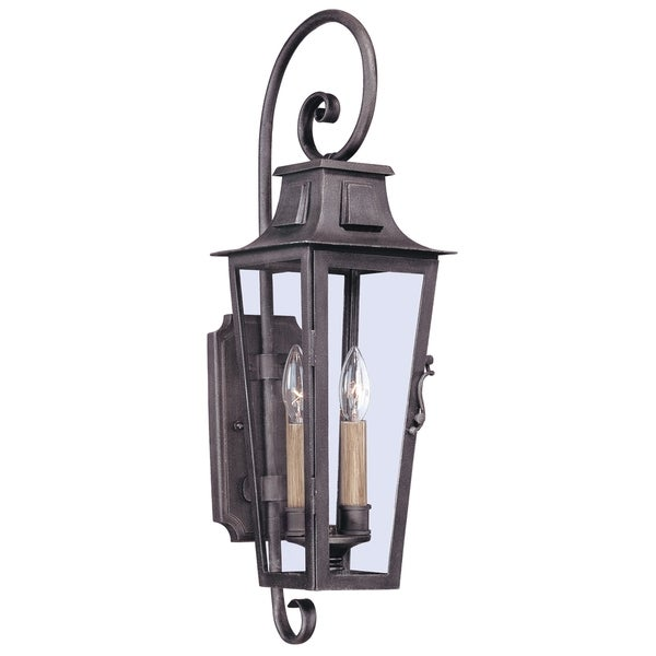 Troy Lighting French Quarter 2 Light Wall Lantern