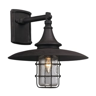 Troy Lighting Allegany 1-light Small Wall Sconce