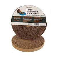 Turboscratcher Replacement Pad (2 Pack)