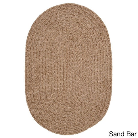 Soft Chenille Braided Reversible Rug USA MADE