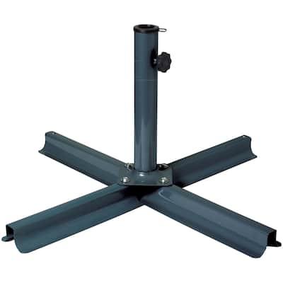 CorLiving Dark Grey Patio Umbrella Stand