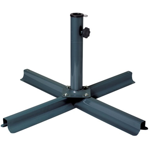 CorLiving Dark Grey Patio Umbrella Stand