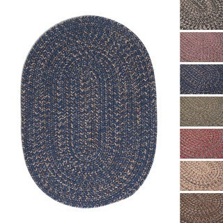 Hillsdale Braided Reversible Rug USA MADE - 3' x 5'