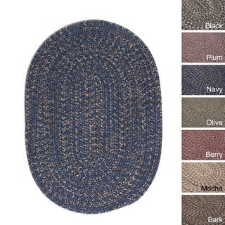 Hillsdale Braided Reversible Rug USA MADE - 9' x 12'