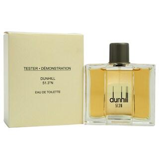 Alfred Dunhill Dunhill 51.3N Men's 3.4-ounce Eau de Toilette Spray (Tester)