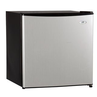 SPT Energy Star 1.6 Cubic Foot Stainless Steel Refrigerator