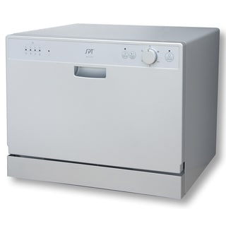 SPT SD-2202S Stainless Steel Countertop Dishwasher with Delay Start