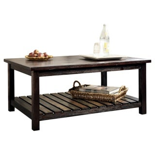 Signature Design By Ashley Mestler Rectangular Cocktail Table
