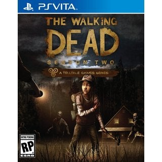 PS Vita - Walking Dead Season 2