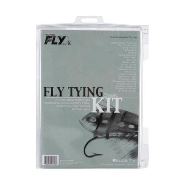 Superfly Basic Fly Tying Kit