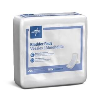 Medline Capri Regular Bladder Control Pads (Case of 180)